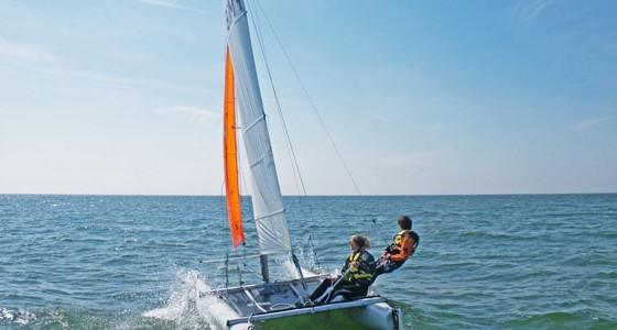 location catamaran à pampelonne