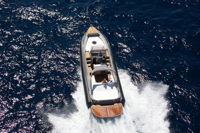 Luxueaux bateau à saint tropez