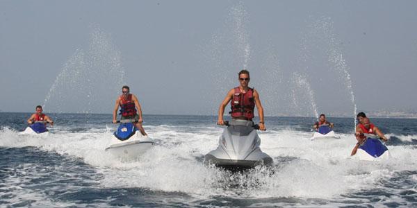 rando jet-ski à saint-tropez